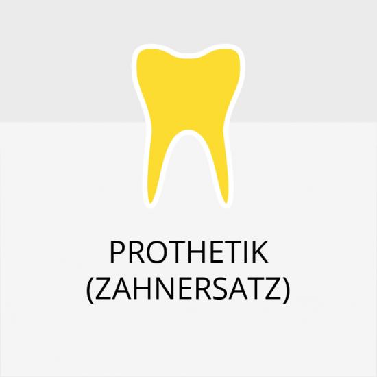 Prothetik (Zahnersatz)